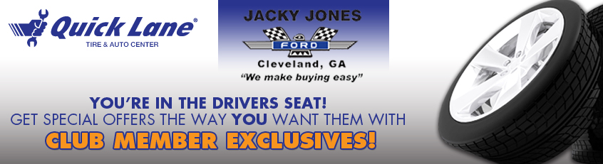 Jacky Jones Ford Cleveland Ga >> Fanzooma Quick Lane At Jacky Jones Ford